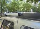 Багажник для Рено Дастер аэродинамический. 2010 - 2015.